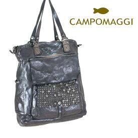 ◇CAMPOMAGGI [カンポマッジ]ウォッシュドレザービッグトートバッグ8A 009280ND C0501
