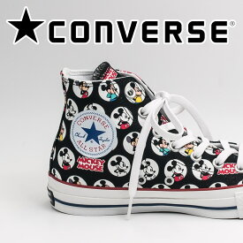 CONVERSE[コンバース]ALL STAR 100 MICKEY MOUSE HM HIオールスター 100 ミッキーマウス ハイカット 90YEARS8A
