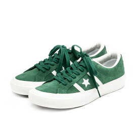CONVERSE[コンバース]STAR&BARS SUEDE TEAMCOLORS スター&バーズ スエード チームカラーズ9S 32350504 1CL409 グリーン