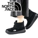 ◇THE NORTH FACE[ノースフェイス]ヌプシブーティーウール4ショート8A NFW51879 KK ブラック