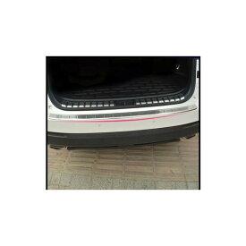 【全品5%OFF〜15%OFFクーポン配布中】レクサス NX200t 300h パーツ リアバンパーステップガード 1P ステンレス キッキングプレート カスタムパーツ LEXUS NX 社外品
