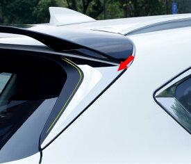 マツダ CX-5 KF パーツ リア ウィング サイド ガーニッシュ エアロパーツ サイドピラー カバー サイドパネル ドレスアップ アクセサリー カスタムパーツ 外装 CX5 kf MAZUDA