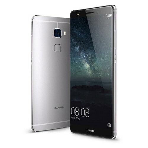【送料無料!中古極美品】 SIMフリー Huawei MateS 32GB TitaniumGrey チタングレー CRR-L09【土日祝発送OK】【モバックス】