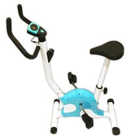 エアロバイク エクササイズ ダイエット 健康器具 クロスバイク 自転車 マシン 健康維持 負荷調整