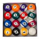 ビリヤード 球 玉 16個セット ローテーション ナインボール ビリヤードボール ボール キュー