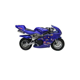 49cc GP 黒白カラーモデル エンジン ポケバイ ポケットバイク 2ストエンジン 混合油使用 【DIY・工具】