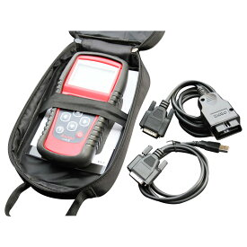 液晶OBD2スキャナ/リーダー Autel MaxiScan MS509 自動車故障診断機 コードスキャナー テスター コードリーダー 汎用 修理 【カー用品】