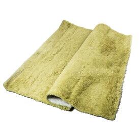 サラふわ シャギーラグ 200 × 240 cm 高級 カーペット 絨毯 GR ラグ マット インテリア お洒落 シンプル 無地