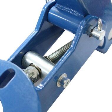 【エントリーでポイント5倍】【送料無料】フェンダーベンディングフェンダーベンダーフェンダー爪をきれいに内側へ折り曲げ加工ツメ折り機【DIY・工具】