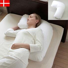 枕 横向き フォスフレイクス ピロー サイドウェイズ【洗濯機丸洗い可】【横向寝】 サイドスリーパー 枕 クッション いびき 授乳