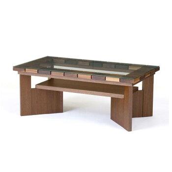 コーヒーテーブルCotto(コット)95リビングテーブル無垢材日本製(インテリアウォールナットホワイトオーク北欧家具北欧テイストローテーブルおしゃれリビングウッドテーブルデザイナーズモダン家具)
