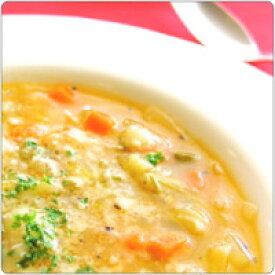 7つの野菜を使った具だくさんミネストローネスープ【お得な2〜3人前パック】|野菜をいっぱい食べるスープ 冷凍スープ 冷凍 ピザにあう パスタにあう ほっこりスープ 定番 食べるスープ イタリアンレストラン 手づくり 宅配 通販 簡単 ストック いつでも 美味しい