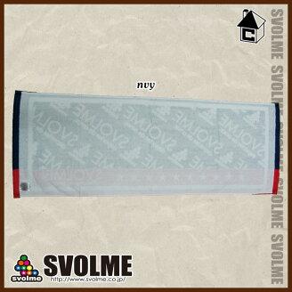 【SALE26%OFF】svolme【スボルメ】ロゴスポーツタオル〈セールサッカーフットサル〉151-46229