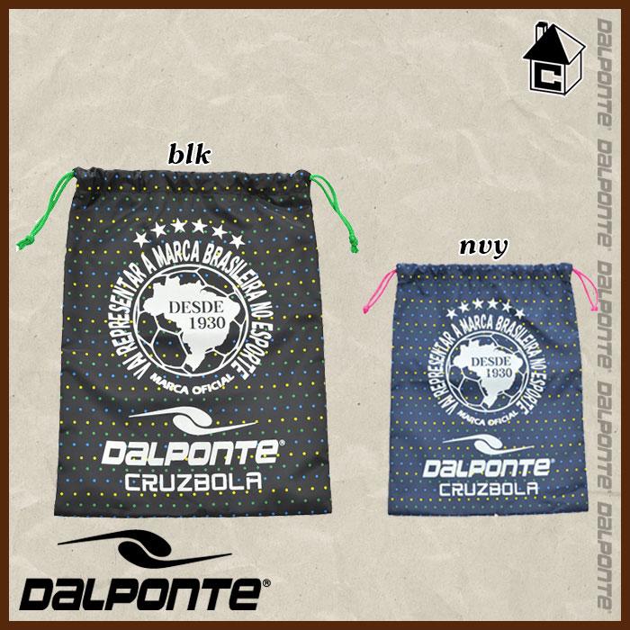 DalPonte【ダウポンチ】シューズケース〈サッカー フットサル〉DPZ60
