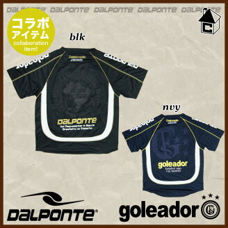 【SALE47%OFF】DalPonte【ダウポンチ】コラボプラクティスシャツ〈セールサッカーセールフットサル〉DPZGL01