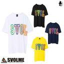 svolme【スボルメ】BIGロゴTシャツ〈サッカー フットサル 半袖 Tシャツ ビッグシルエット〉1201-48800