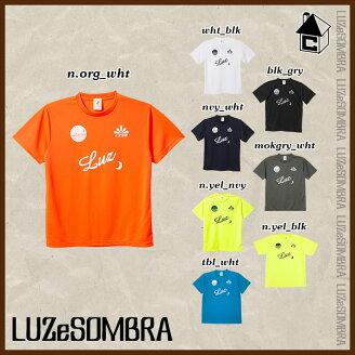 LUZeSOMBRA/LUZeSOMBRA【ルースイソンブラ】STANDARDPRA-SHIRT〈サッカーフットサルゲームシャツプラTシャツユニフォーム〉S1614035