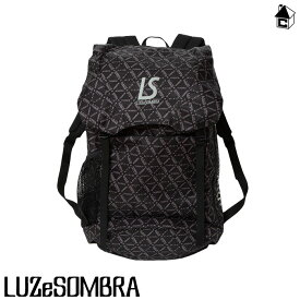 LUZ e SOMBRA/LUZeSOMBRA【ルースイソンブラ】GEOMETRIC VARIOUS BACK PACK〈サッカー フットサル リュック バックパック〉F2014701