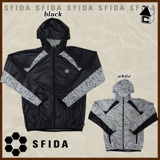 SFIDA【スフィーダ】昇華ピステパーカー(サッカーフットサルピステパーカー)SA-12A08