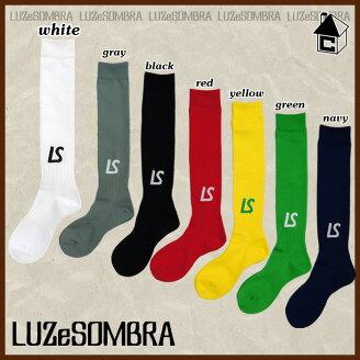 LUZeSOMBRA/LUZeSOMBRA【ルースイソンブラ】ジャガードソックス〈フットサル・サッカー・ストッキング〉S213-807