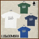 【SALE33%OFF】LUZ e SOMBRA/LUZeSOMBRA【ルースイソンブラ】NATURAL RUFF T-SHIRT〈サッカー セール フットサル ゲームシャツ Tシャツ ユニフォーム〉