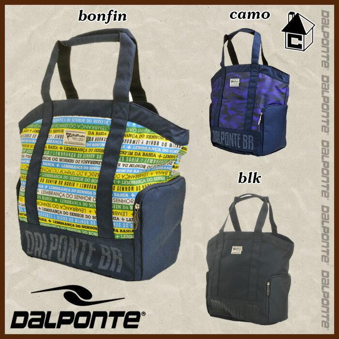 DalPonte【ダウポンチ】総柄トートバッグ〈サッカー フットサル バック〉DPZ57