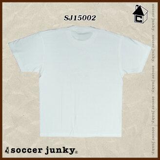 SoccerJunky【サッカージャンキー】サッカー旅(半袖TEE)〈サッカーフットサル〉SJ15002_SJ15003