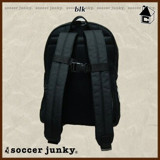 SoccerJunky【サッカージャンキー】OLE+a(リュック)〈サッカーフットサル〉SJ15036