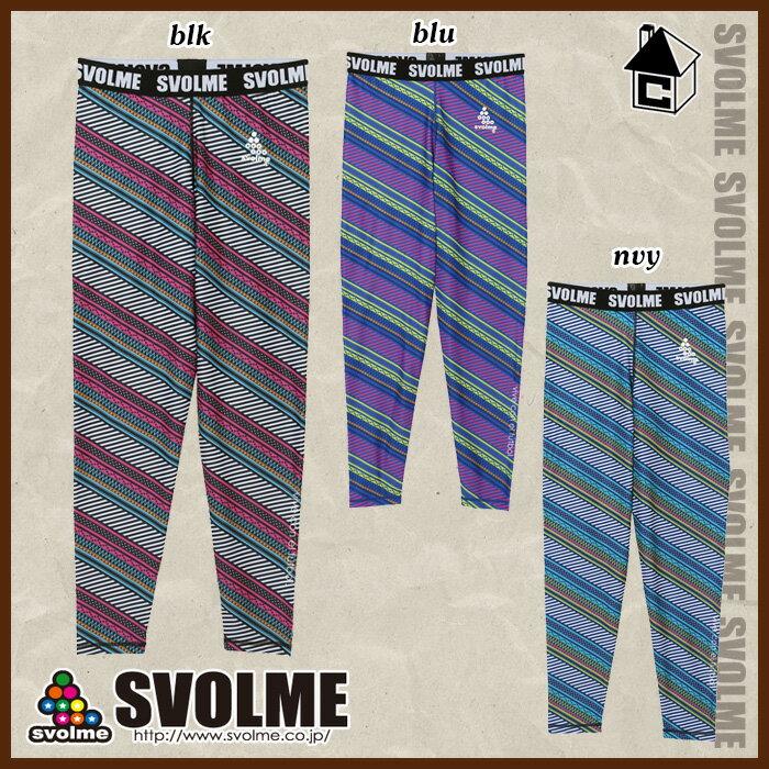 【SALE33%OFF】svolme【スボルメ】クレイジーパターンスパッツ〈サッカー セール フットサル〉151-45303