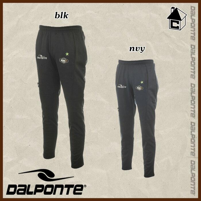 DalPonte【ダウポンチ】トレーニングテーパードパンツ〈サッカー フットサル ジャージ ズボン〉DPZ0188
