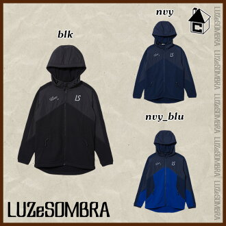 LUZ e SOMBRA/LUZeSOMBRA 混合汗水 FULLZIP 外套 q 混合運動衫充分郵編夾克] S1631105