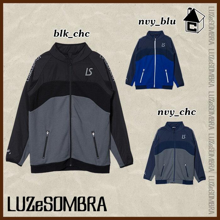LUZ e SOMBRA/LUZeSOMBRA【ルースイソンブラ】HYBRID SWEAT TRACK JKT〈ハイブリッド スウェット トラックジャケット ジャージ〉S1631106