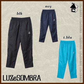LUZ e SOMBRA/LUZeSOMBRA 超薄網長褲子 q 尼龍苗條網滑雪長褲子 q S1631207