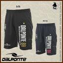 DalPonte【ダウポンチ】ジャージハーフパンツ〈サッカー フットサル スポーツウェア トレーニングウェア〉DPZ64