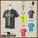 DalPonte【ダウポンチ】プラクティスTシャツ〈サッカー フットサル プラシャツ ゲームシャツ 半袖〉DPZ0174