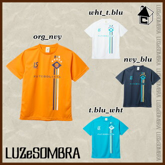 LUZ e SOMBRA/LUZeSOMBRA RHYTHM LINE PRA-SHIRT 〈 축구 풋살 가락 선 프라 즈 〉 S1611034