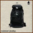 Soccer Junky【サッカージャンキー】旅のお供+3(バックパック)〈サッカー フットサル リュック〉SJ16028