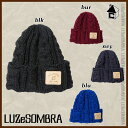 LUZ e SOMBRA/LUZeSOMBRA【ルースイソンブラ】SOFT KNIT HAT〈ソフト ニットハット ビーニー キャップ〉S1732605