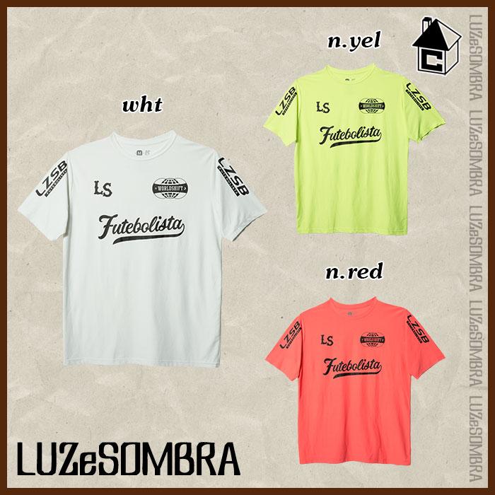 LUZ e SOMBRA/LUZeSOMBRA【ルースイソンブラ】SUPERFLY SPONSOR'S PRA-SHIRT〈サッカー フットサル ゲームシャツ プラTシャツ ユニフォーム ストレッチ フィット〉S1733005