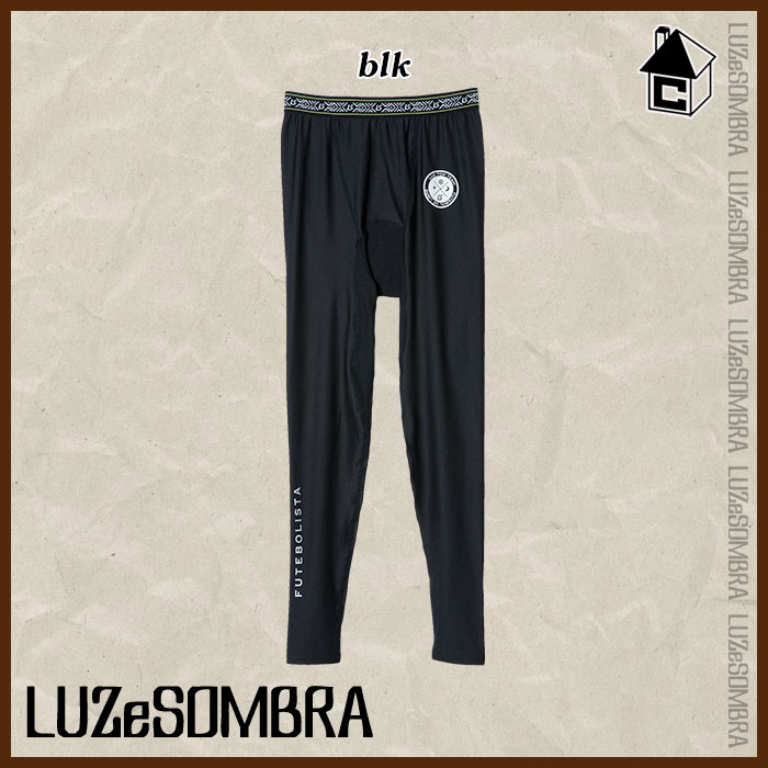 LUZ e SOMBRA/LUZeSOMBRA【ルースイソンブラ】LTT REFLECTION INNER SPATS〈サッカー フットサル インナーパンツ スパッツ ルーストップチーム〉T1735501