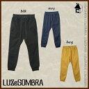 LUZ e SOMBRA/LUZeSOMBRA【ルースイソンブラ】STRETCH JOGGER LONG PANTS〈ストレッチ ジョガーパンツ フットサル〉S1712204