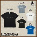 LUZ e SOMBRA/LUZeSOMBRA【ルースイソンブラ】LZSB SIMPLE LOGO T-SHIRT〈サッカー フットサル Tシャツ 半袖〉F1812053