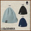 LUZ e SOMBRA/LUZeSOMBRA【ルースイソンブラ】DRY−X KNIT HAT〈ニットハット ビーニー キャップ〉F1814816