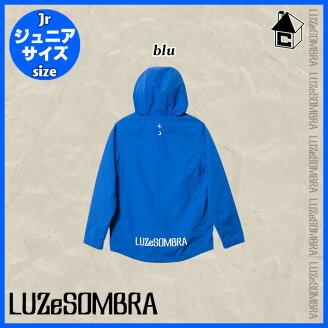 LUZeSOMBRA/LUZeSOMBRA【ルースイソンブラ】JrTRUSTJKT〈ジュニア子供用ピステジップパーカーナイロンジャケット〉F1822212