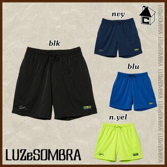 LUZeSOMBRA/LUZeSOMBRA【ルースイソンブラ】STRETCHMESHMOVEPANTS〈ストレッチメッシュムーブハーフパンツ〉F1812311