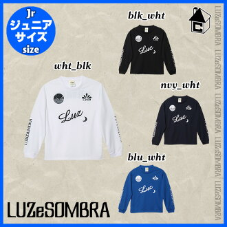 LUZ e SOMBRA/LUZeSOMBRA Jr DOUBLE STANDARD L/S PRA-SHIRT <for the soccer futsal long sleeves long game shirt youth child> F1821026