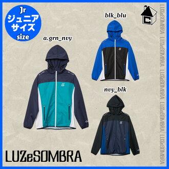 LUZ e SOMBRA/LUZeSOMBRA Jr FULL ZIP MESH PISTE〈주니어 어린이용 피스테집파카나이론쟈켓트〉F1821114