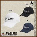 svolme【スボルメ】コーチキャップ〈サッカー フットサル 帽子〉181-66821