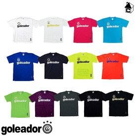 goleador【ゴレアドール】Basic プラTシャツ〈サッカー フットサル プラシャツ ユニフォーム〉G-440