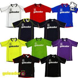goleador【ゴレアドール】パイピングプラシャツ〈フットサル・サッカー・プラクティスシャツ・パイピング〉G-956